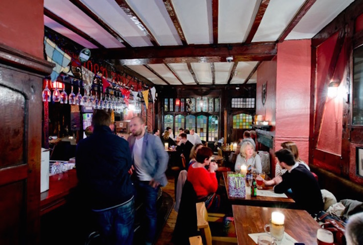 9 Of London's Cosiest Pubs With Open Fires