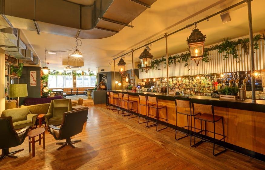 Wringer + Mangle's Second Restaurant Opens In Spitalfields