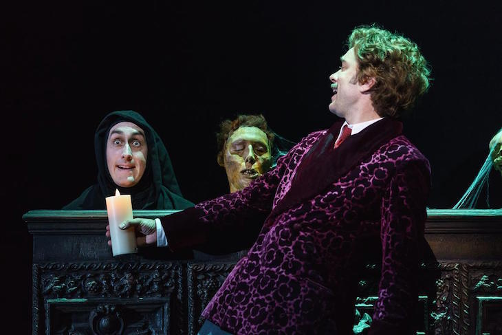 Theatre Review: Young Frankenstein At Garrick Theatre