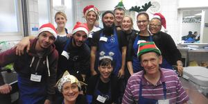 Where To Volunteer In London At Christmas