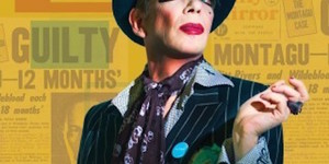 David Hoyle Shines Bright Like A Diamond