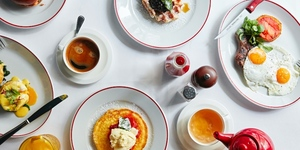 Review: New Brunch Menu, In An Old, New York Restaurant, In A New Location... In London