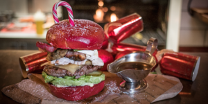 London's Most Unusual Christmas Food This Year