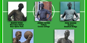Imagine If London's Statues Came To Life And Formed A Football Team