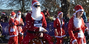 Get Your Santa Suit Ready And Run For Great Ormond Street Hospital Children's Charity