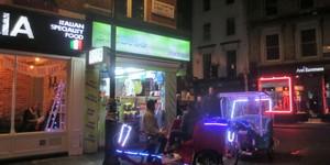 London's Pedal-Powered Rickshaws: Scourge Of Soho Or Eco-Friendly Fun?
