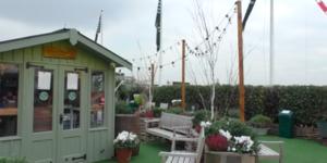 John Lewis Has A New Rooftop Garden Bar
