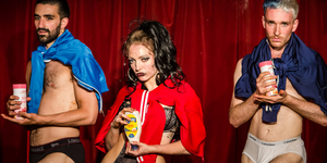 This Hilariously Depraved Show Puts The 'Soho' Into Soho Theatre