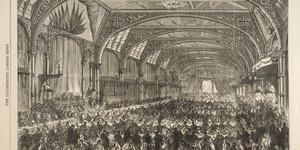 Wonderful Illustrations From Smithfield Market's Opening