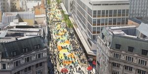 Oxford Street To Be Pedestrianised By End Of 2018?
