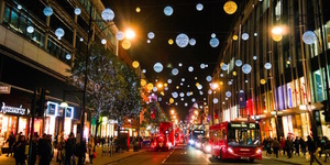 In Photos: London's Best Christmas Lights 2017