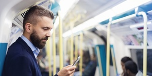 4G Mobile Coverage On The Tube From 2019
