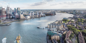 There Are Plans For A New Thames Crossing Between Rotherhithe And Canary Wharf