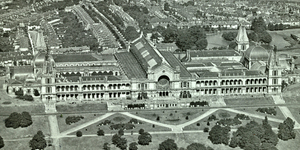 Did You Know That Alexandra Palace Was Once An Internment Camp?