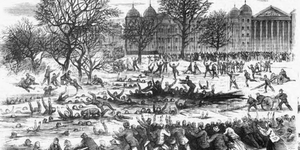 London's Forgotten Disasters: Ice Skating Tragedy In Regent's Park