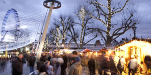 Head To South Bank For Plenty Of Bright Nights And Christmas Spirit