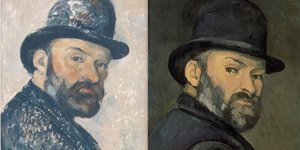 Cezanne's Perfect Portraits Prove To Be Too Much Of A Good Thing