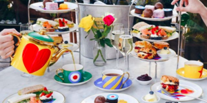 Discover The Afternoon Tea Inspired By Pop Art