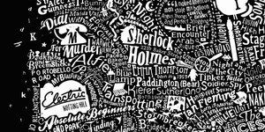 A Map Of London Film Locations