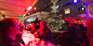 This Oxford Street Rooftop Bar Specialises In Melted Cheese