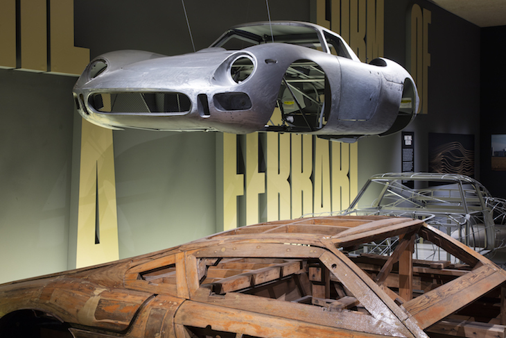 Celebrate 70 Years Of Ferraris In Style At The Design Museum