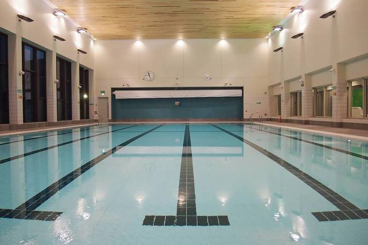 Best London Hotel Indoor Swimming