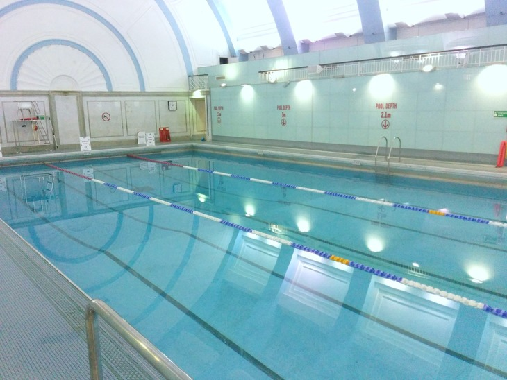 While We May Have Lost The Likes Of Acton And Hornsey Baths For Good, Itu0027s  Comforting To Know That Some Fine Pools Once Laid To Waste Have Been  Restored And ...