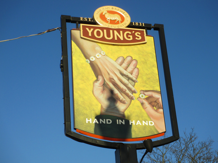 Pub Signs: Therein Lies A Tale