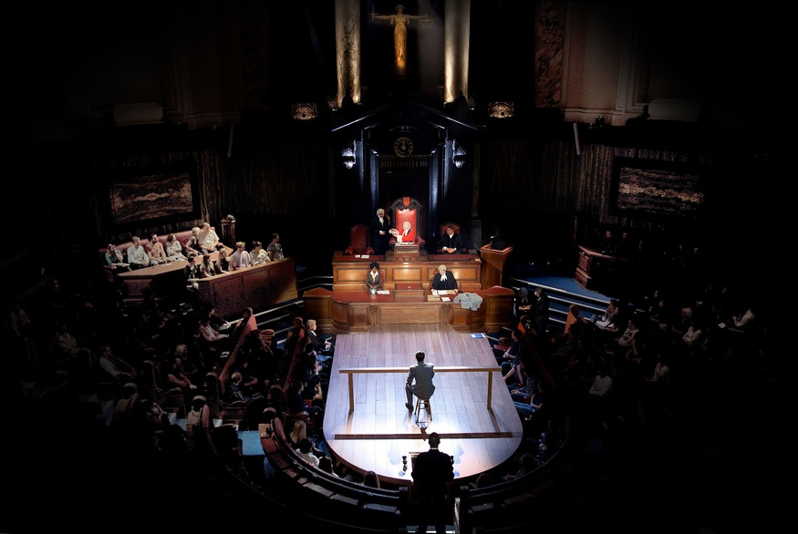 Theatre Review: Witness For The Prosecution