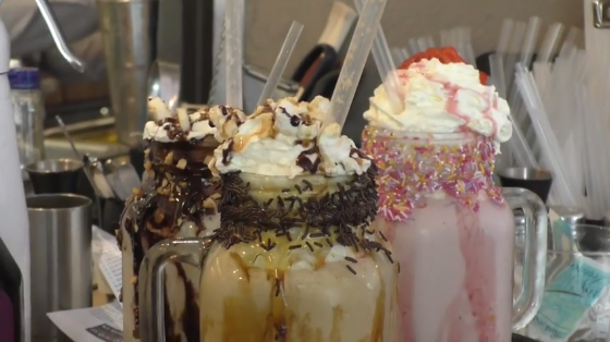 Ice Cream, Syrup, Sprinkles: The Rise Of The Freakshake