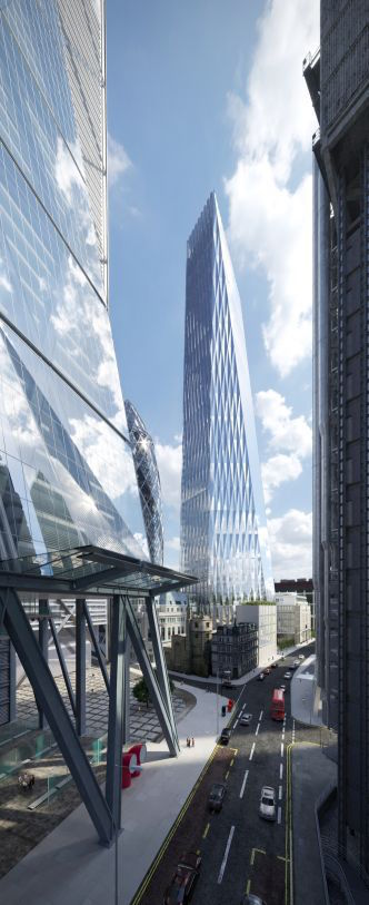 Plans For The City's Latest Skyscraper Have Been Revealed