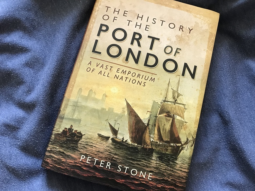 The Port Of London's History Finally Gets A Book