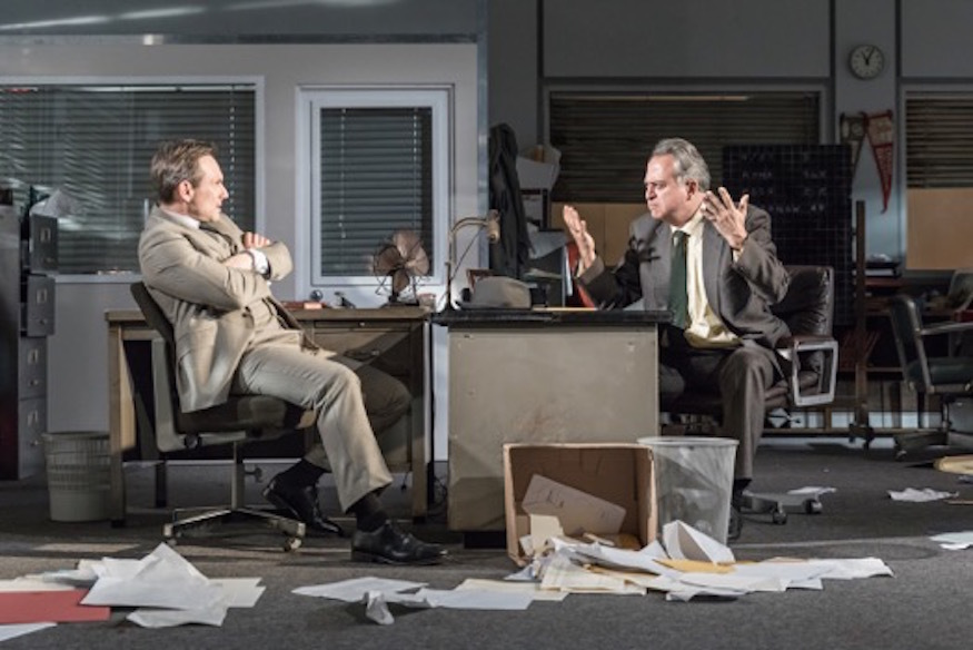 Theatre Review: Glengarry Glen Ross At Playhouse Theatre