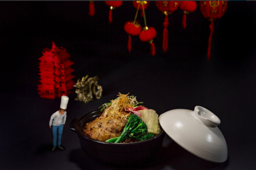 Meet The World's Smallest Chef At New 3D Dining Experience