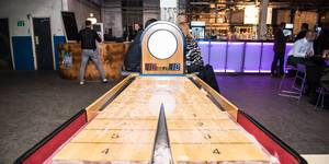 We Got Way More Into Shuffleboard Than We Expected
