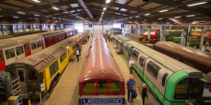 11 Transport Themed Museums In London (Plus Two Railways You Probably Haven't Ridden)