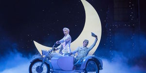 Matthew Bourne's Cinderella Offers Up The Glitz Of The Silver Screen