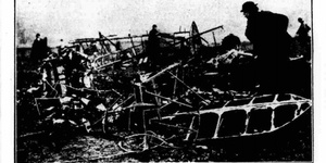 A Historic Fatal Air Crash Near Croydon
