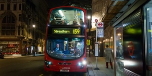 London's Second Low Emission Bus Zone Is... Brixton