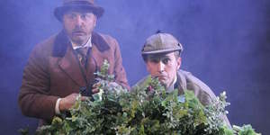 Humorous Hound Of The Baskervilles Is Just The Christmas Tonic