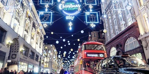 How To See London's Christmas Lights By Bus