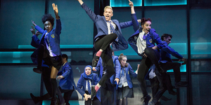 Everybody's Talking About Jamie At Apollo Theatre