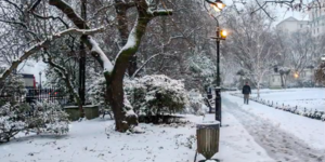 Snowy London Is Simply Magical