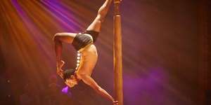 Sexy Circus Swings Back Into Town With La Soirée