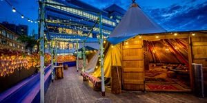 London's Best Winter Rooftop Bars