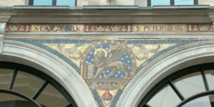 Why Is This Apple Store On Regent Street Adorned With An Intricate Mosaic?