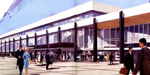 This 1960s Brochure Brags About Bulldozing The Old Euston Station