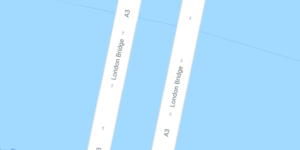 Google Maps Shows Nicholas Soames MP, But Not The Thames Barrier