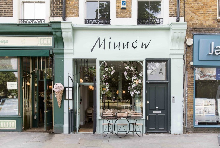 Minnow Restaurant London