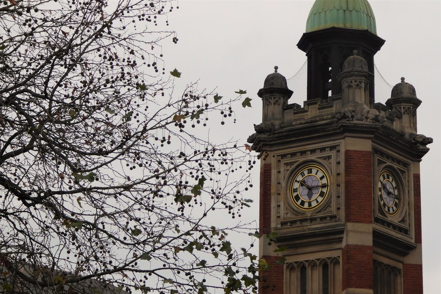 c4b1c3442d5 Maidenhead s Jubilee clock. Is it high time we started flocking to this  Berkshire town  Photo by James FitzGerald.